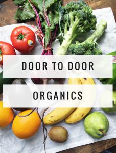 Door to Door Organics (giveaway!)