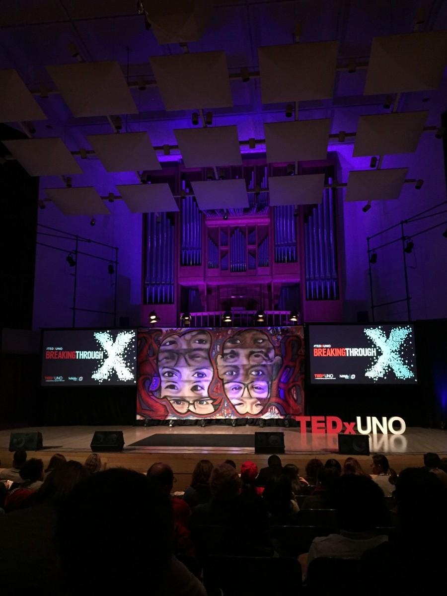 TEDxUNO Omaha Nebraska