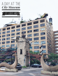 A day at The City Museum