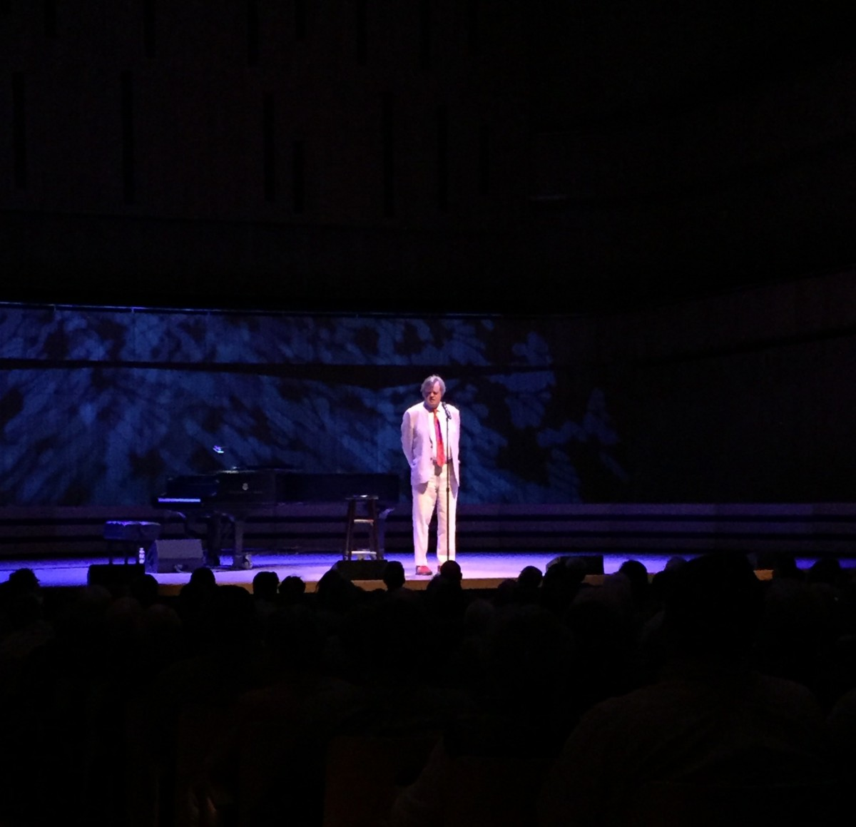Garrison Keillor Omaha performing Arts Her Heartland Soul