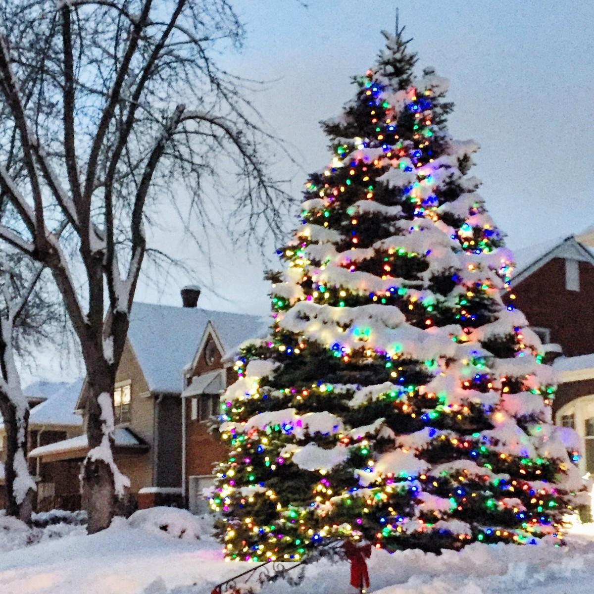 White Christmas Omaha Her Heartland Soul