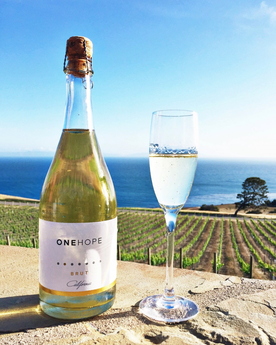 One Hope Brut Wine Terranea Resort Her Heartland Soul