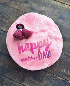 Happy Mother's Day + Cold Stone Giveaway!