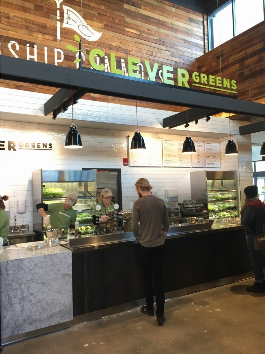 Clever Greens Flagship Commons Omaha Nebraska Her Heartland Soul