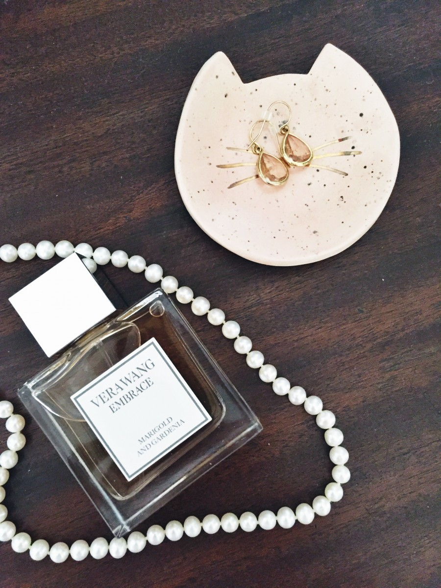 Vera Wang Marigold and Gardenia fragrance Her Heartland Soul