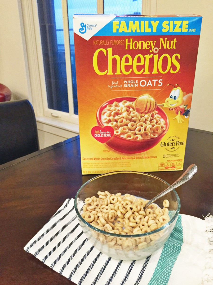 Cheers to Love and Cheerios Her Heartland Soul