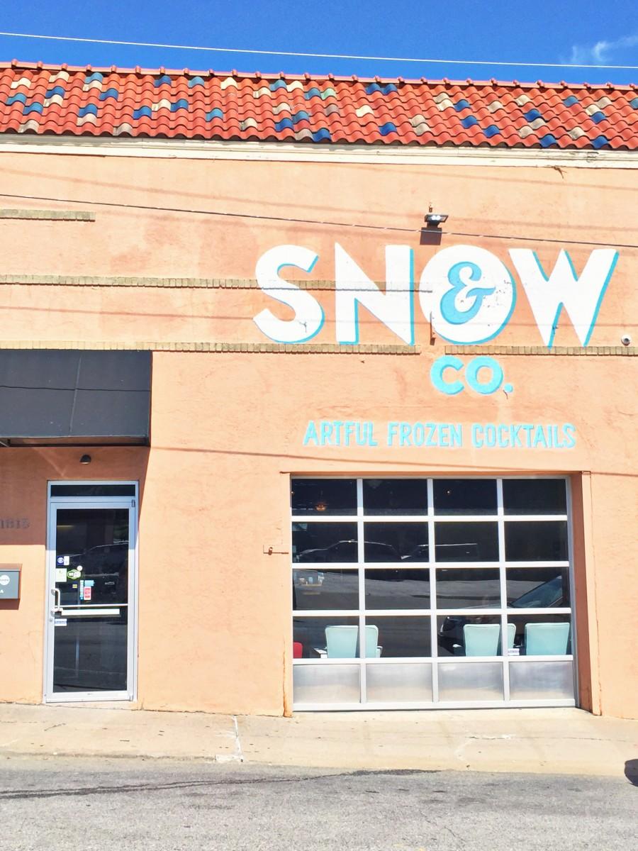 Snow & Co. Kansas City Where to Eat Her Heartland Soul