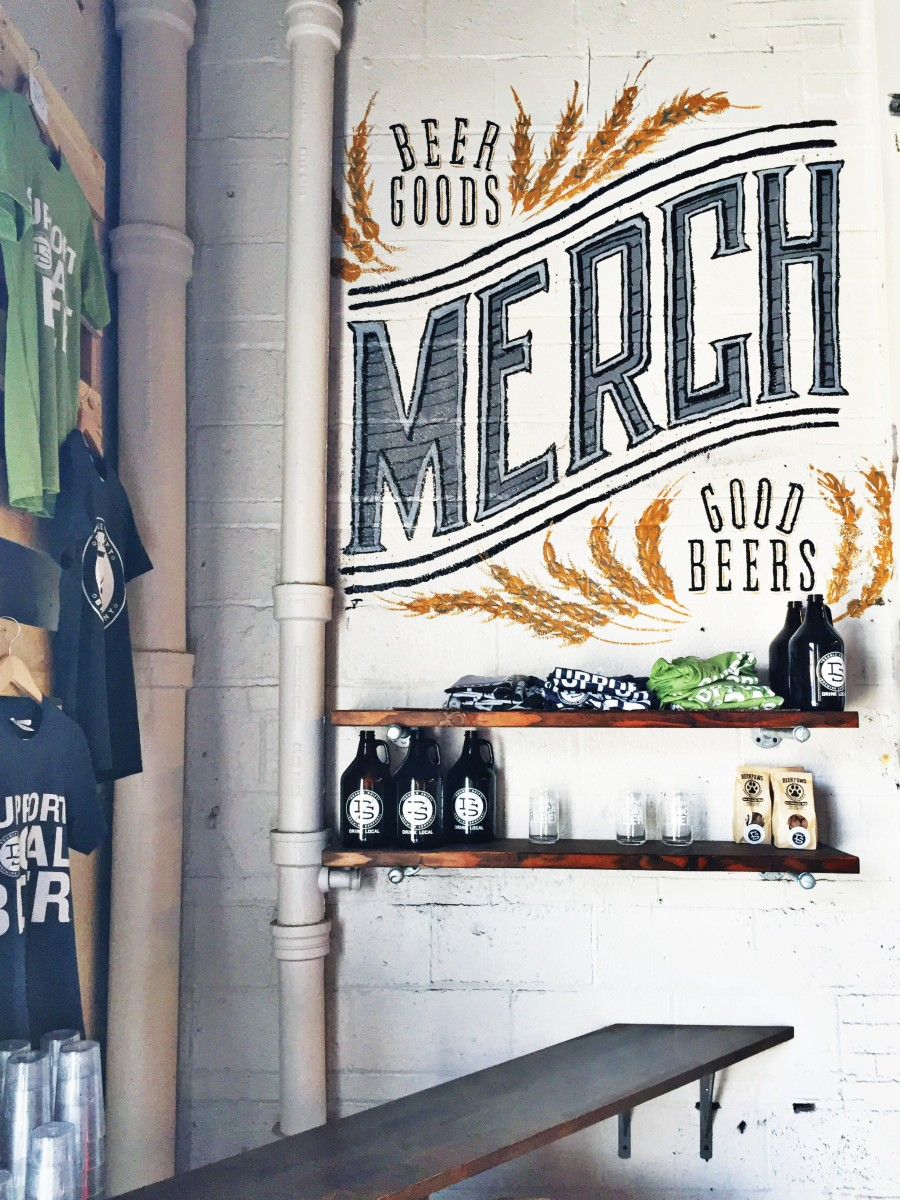 Double Shift Brewing Co Kansas City Where to Eat Her Heartland Soul