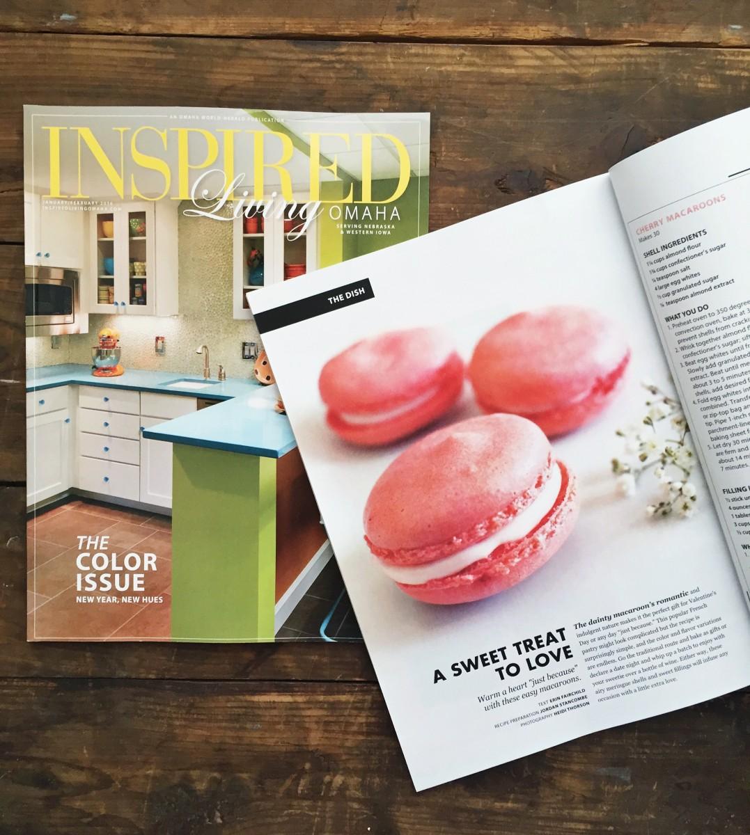 Inspired Living Magazine Omaha Nebraska Her Heartland Soul
