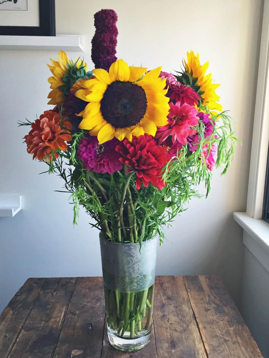 Farmers Market Flowers Omaha Nebraska Her Heartland Soul