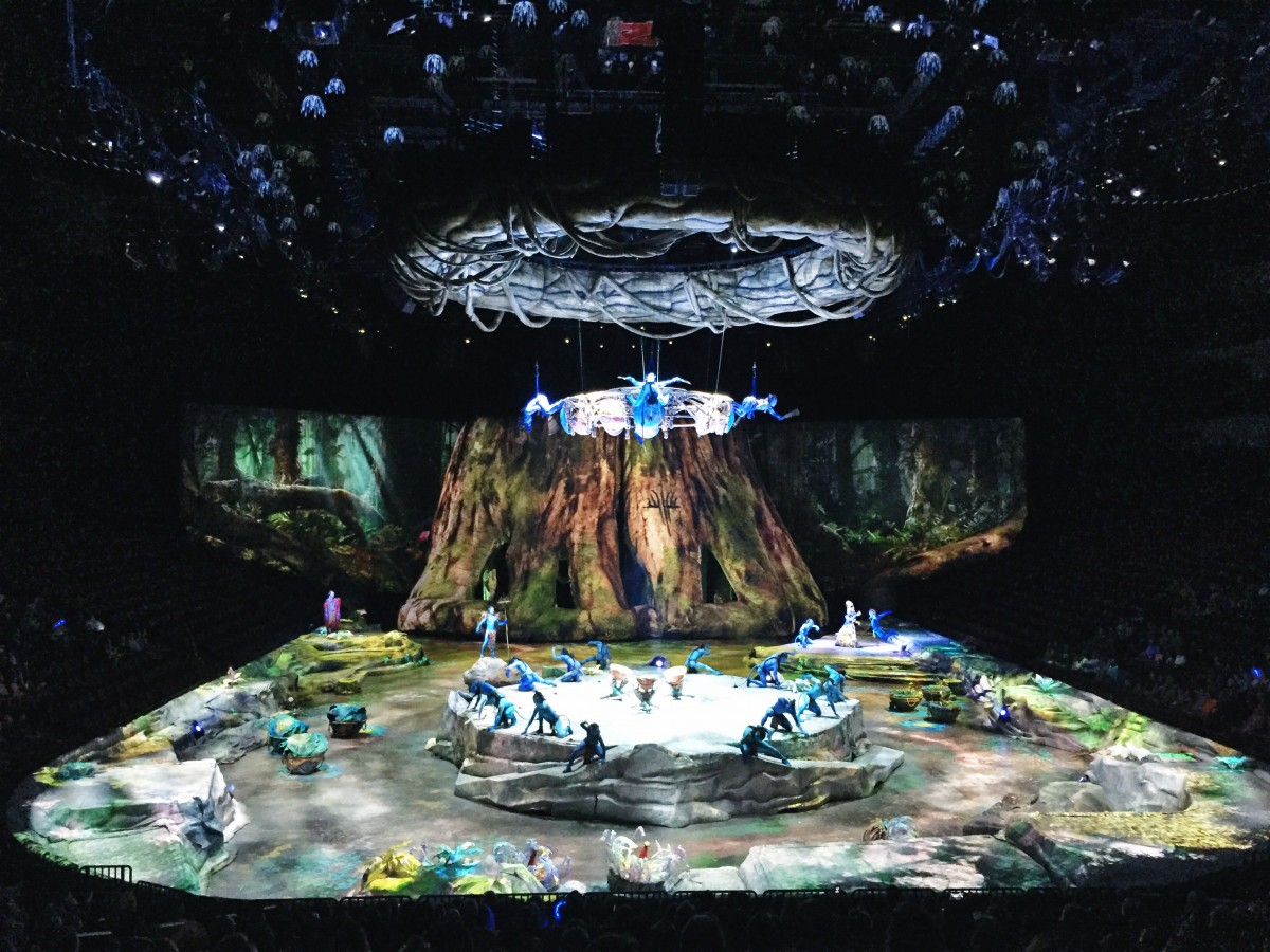 Cirque du Soleil Toruk Her Heartland Soul