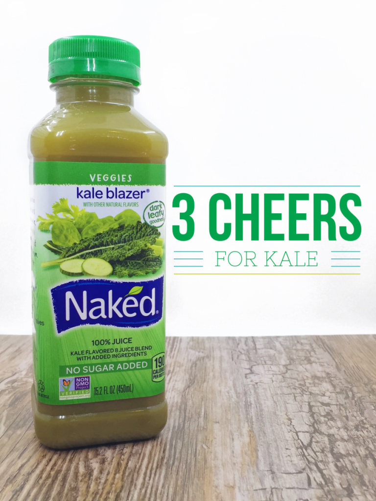 Three Cheers for Kale
