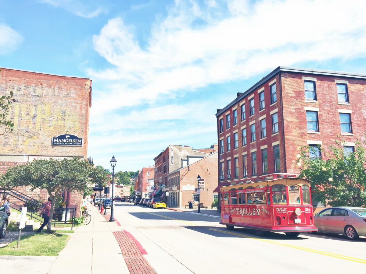 A Road Trip to Galena Illinois Her Heartland Soul