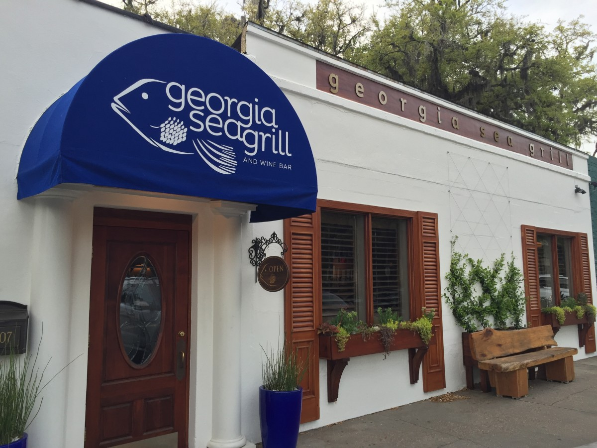 Georgia Sea Grill St. Simons Island Georgia Her Heartland Soul