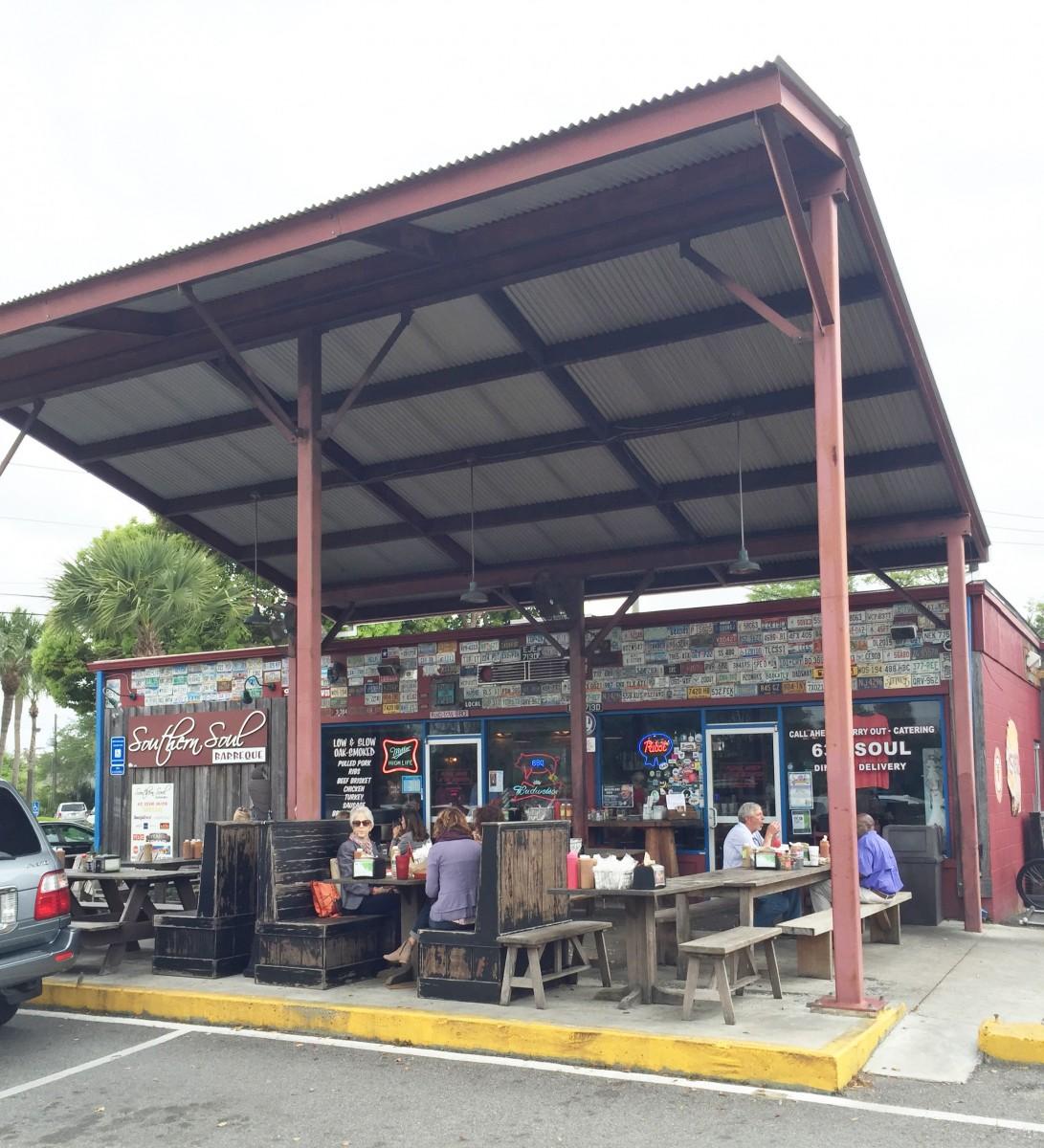 Southern Soul BBQ St. Simons Island Georgia Her Heartland Soul