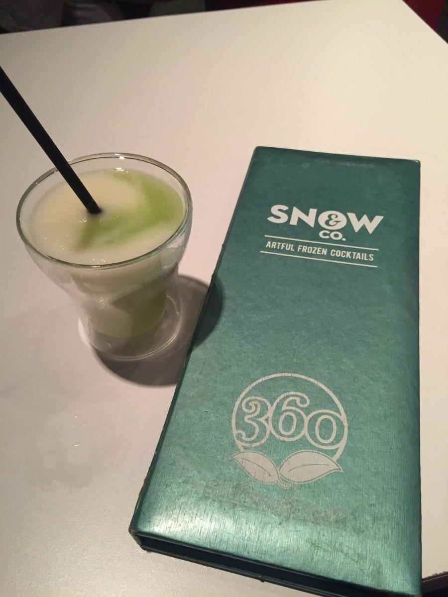 Snow Co. Frozen Mixed Drinks Kansas City Her Heartland Soul