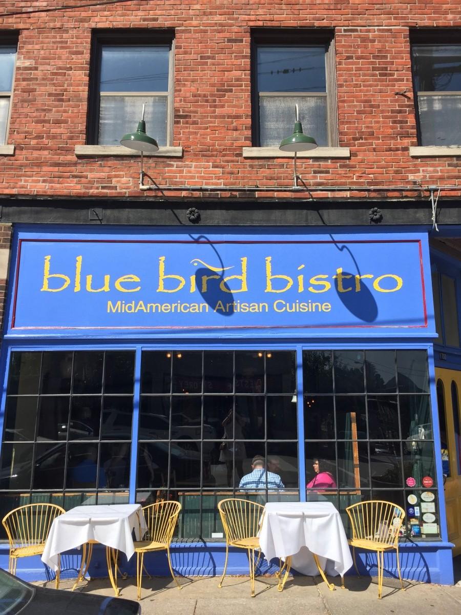 Blue Bird Bistro Kansas City Her Heartland Soul