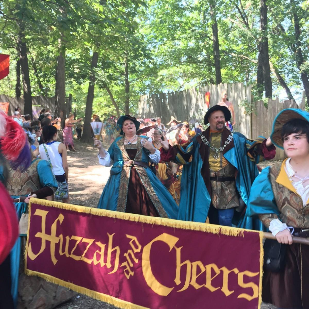 Kansas City Renaissance Festival Her Heartland Soul