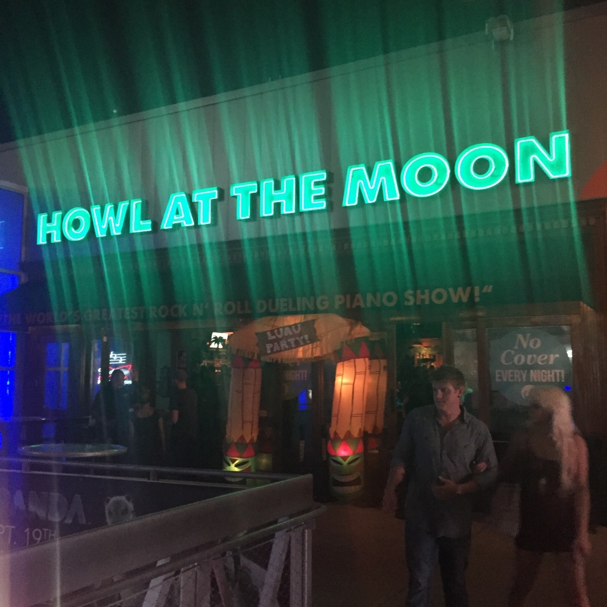 Howl at the Moon Kansas City Power and Light District