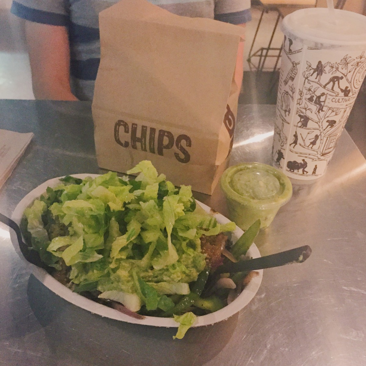 Chipotle Power and Light District Kansas City