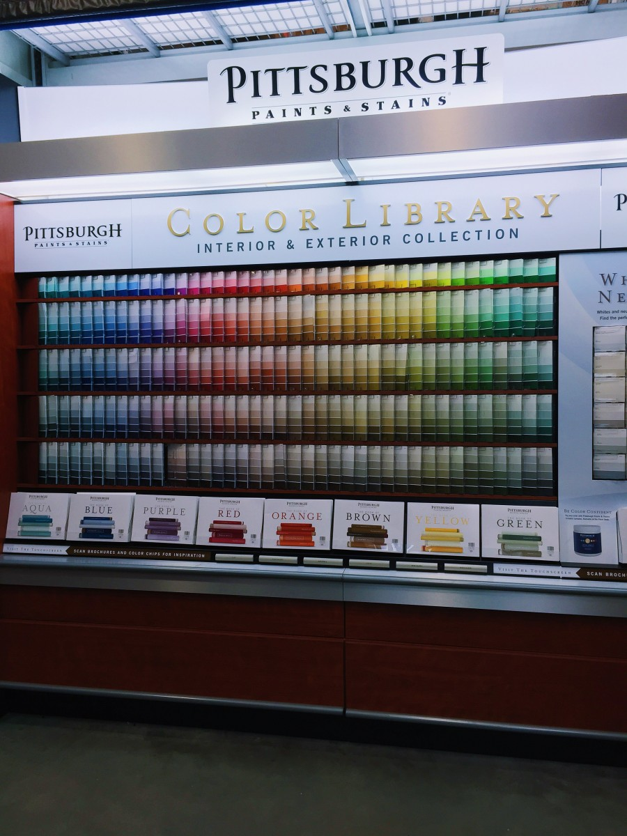 Products. For every project, Pittsburgh Paints & Stains offers products that are guaranteed to perform. We've satisfied customers for over years with our specially formulated paints and stains. Our high quality products give you the confidence that you'll get your project done right the first time.