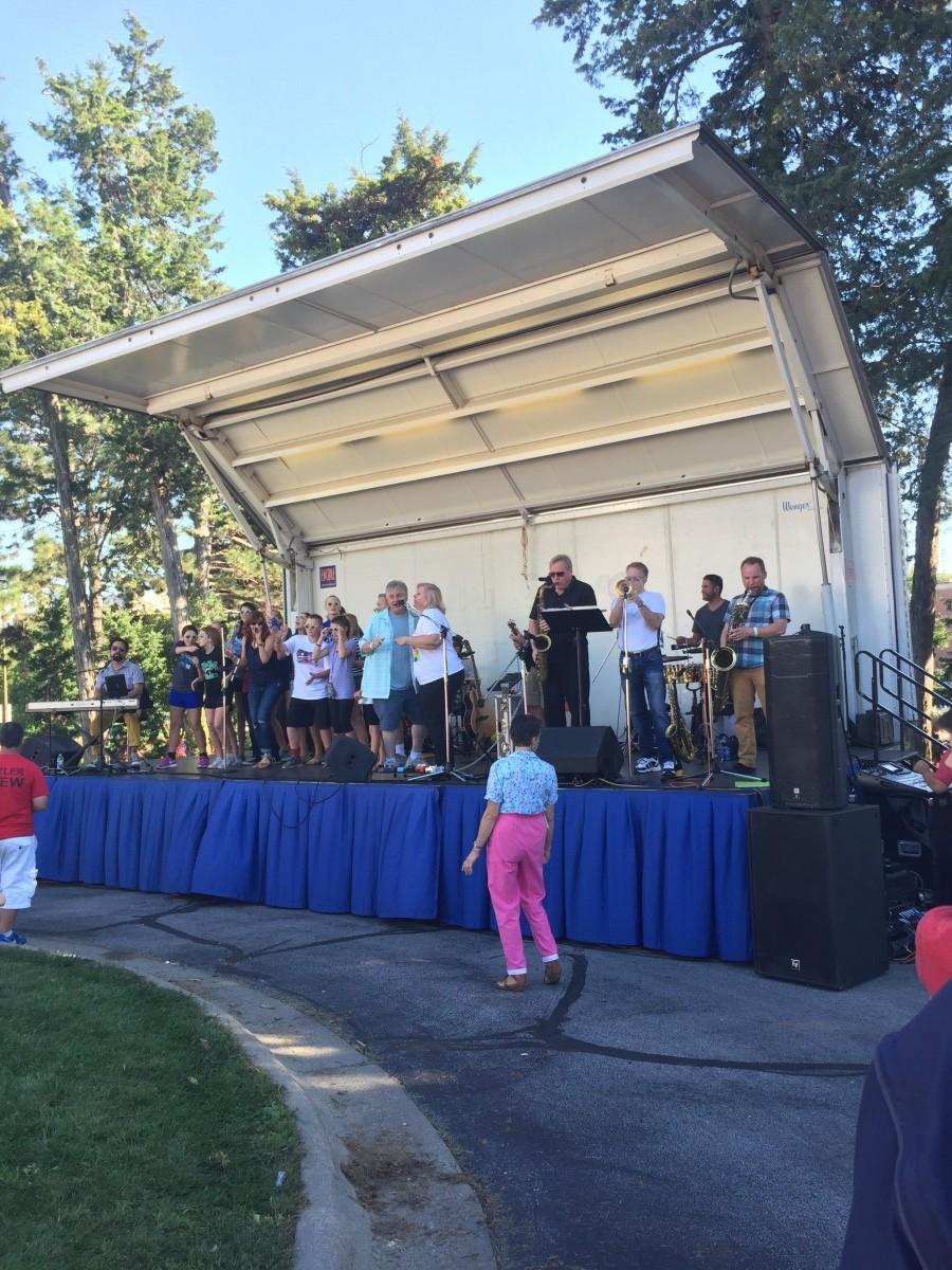 St. Margaret Mary's Summer Fest Her Heartland Soul