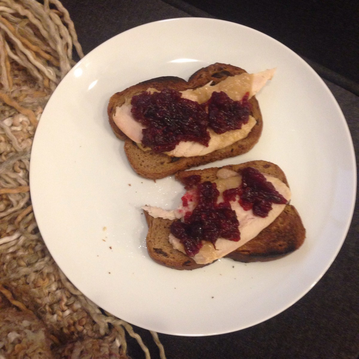 Her Heartland Soul Erin Fairchild Thanksgiving Leftovers Turkey Sandwich