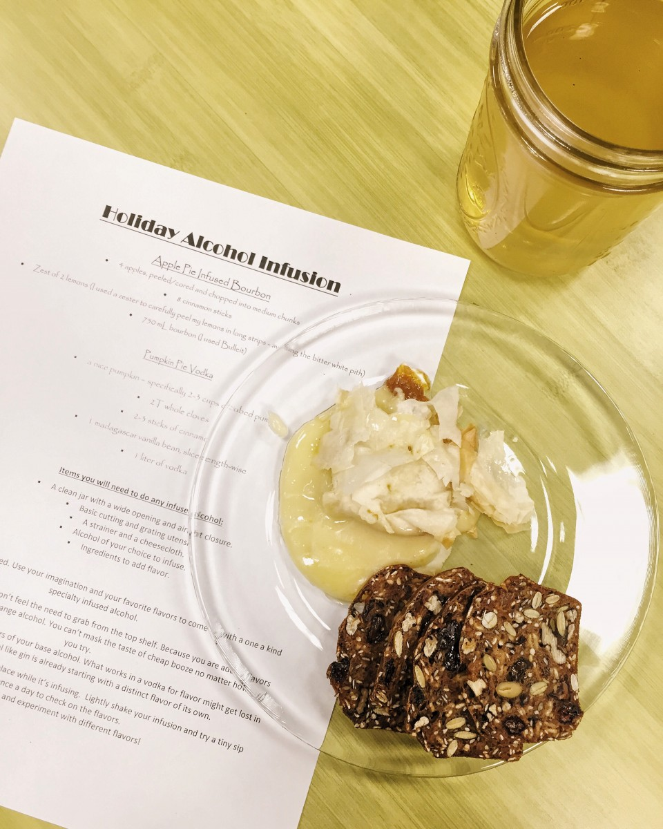Whole Foods Alcohol Infusion Class Her Heartland Soul