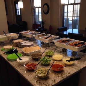 Chipotle Catering The Bank Apartments Omaha Her Heartland Soul Erin Fairchild