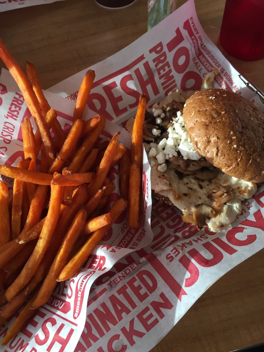 Smash Burger Her Heartland Soul