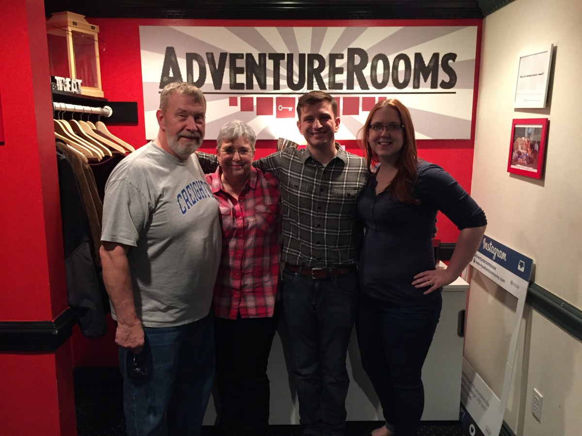 Adventure Rooms CT Her Heartland Soul