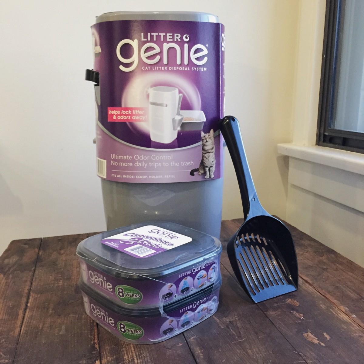Litter Genie and Litter Genie Plus