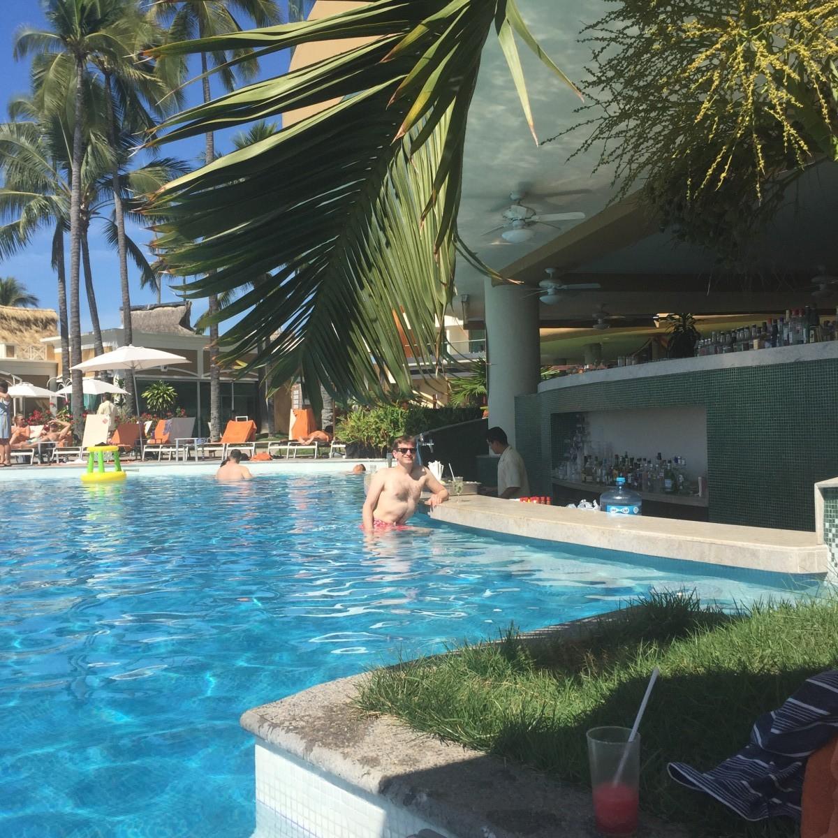 Sunset Plaza Resort In Puerto Vallarta