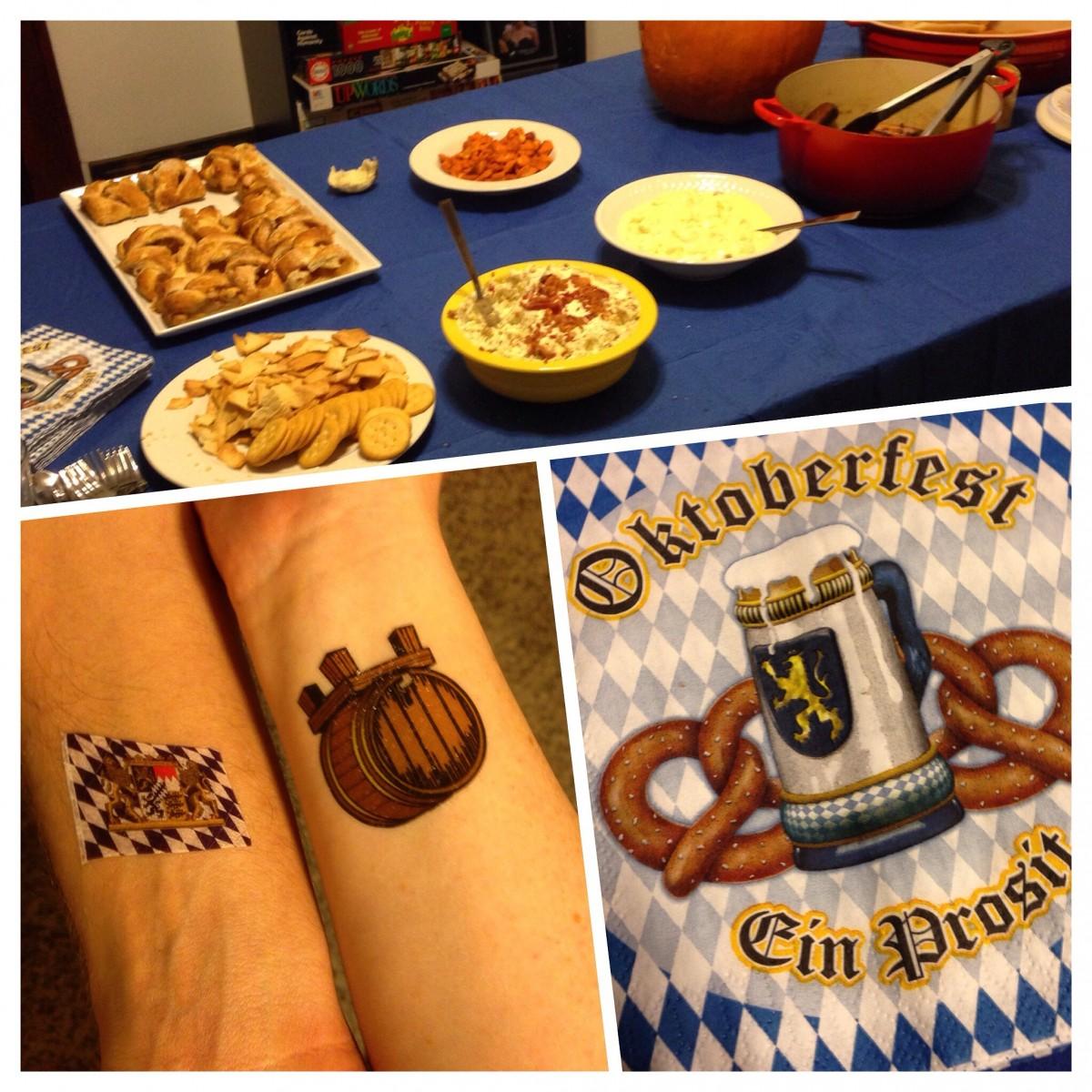 Oktoberfest Party Her Heartland Soul Erin Fairchild