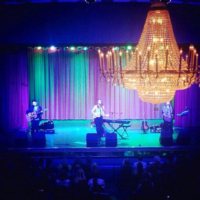 Ingrid Michaelson Concert Her Heartland Soul Erin Fairchild