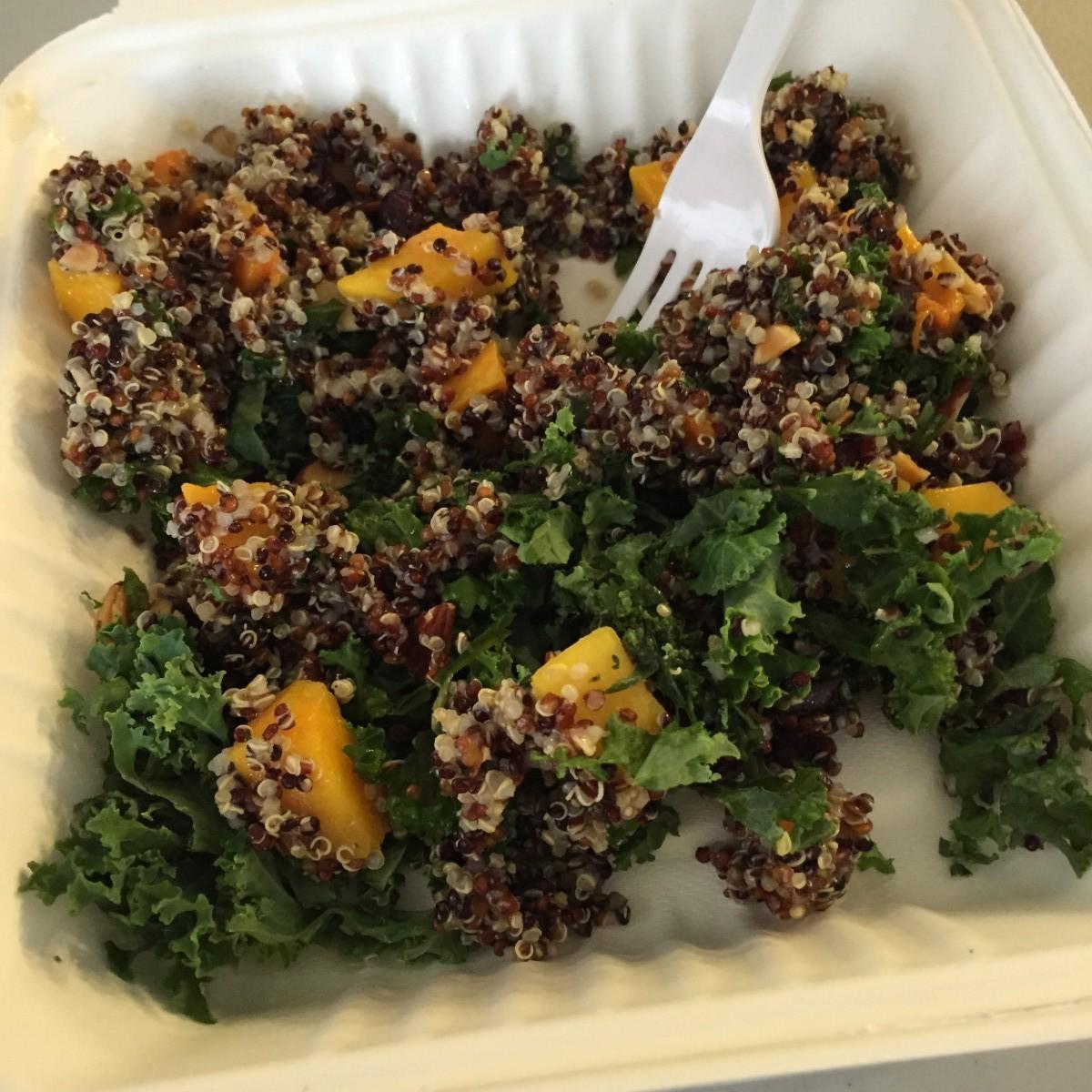 Harvest Salad Over Easy Omaha Her Heartland Soul