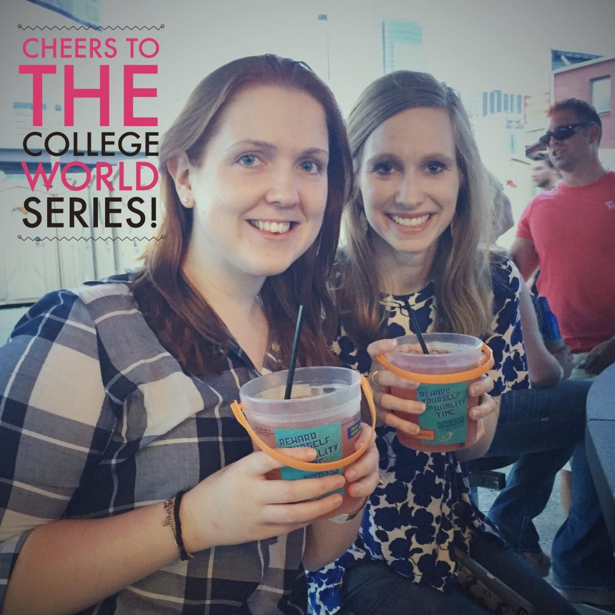 Weekend Snapshots Her Heartland Soul College World Series