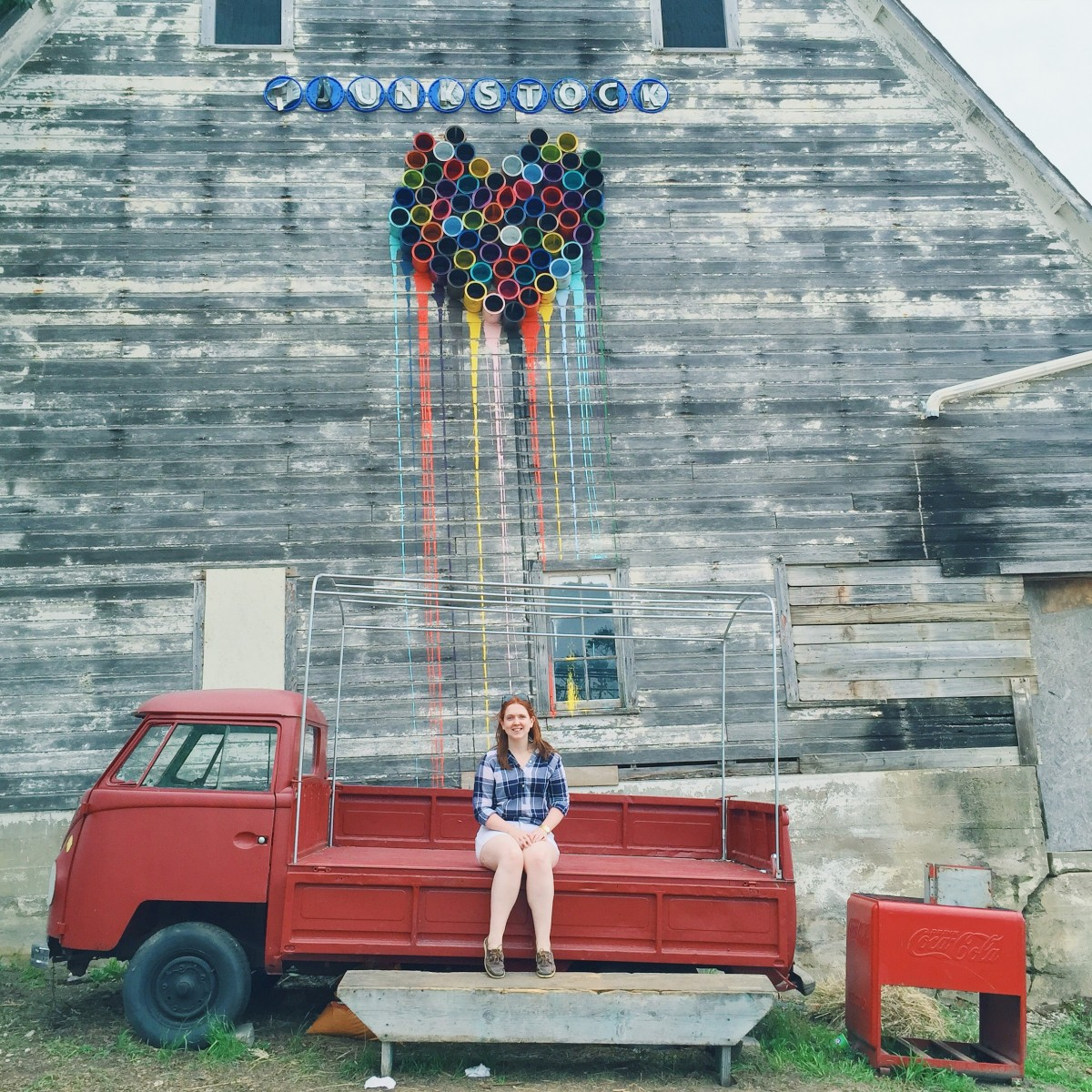 Weekend Snapshots Her Heartland Soul Junkstock