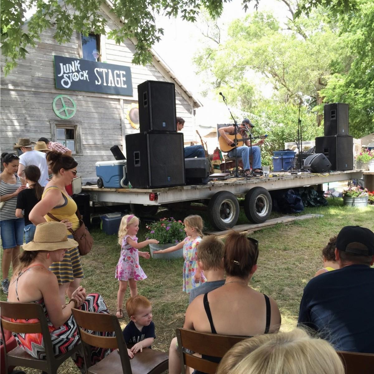 Weekend Snapshots Her Heartland Soul Junkstock Omaha