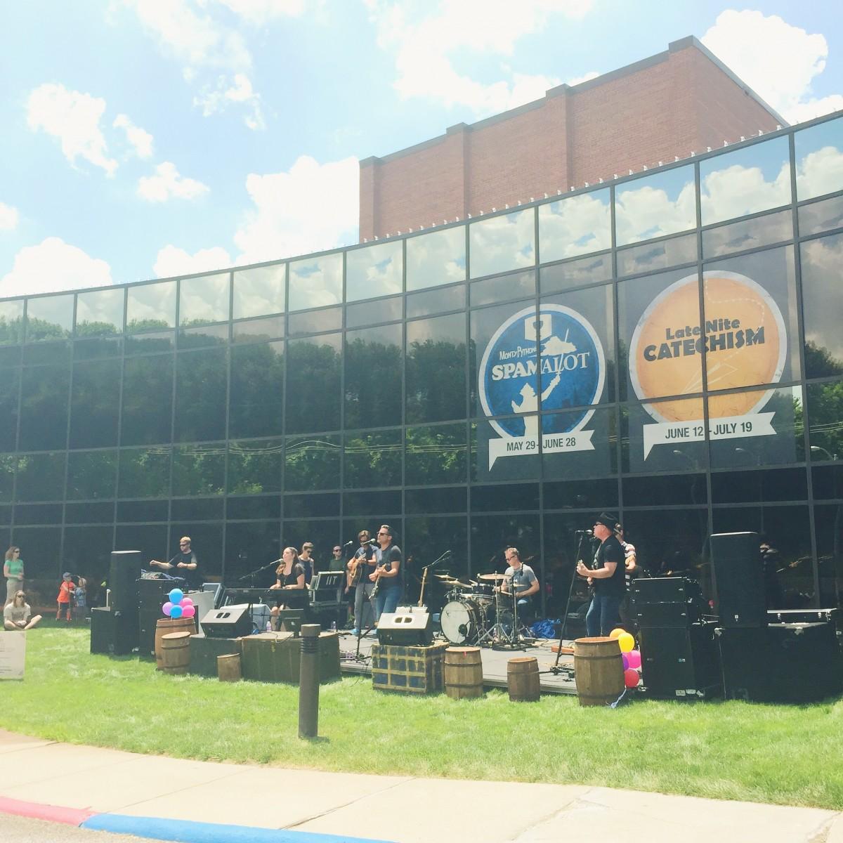Omaha Community Playhouse Weekend Snapshots Her Heartland Soul Erin Fairchild