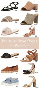 The Must Have Shoes for Summer