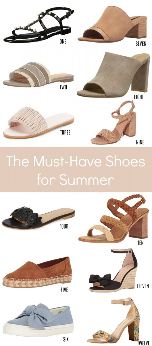 must have shoes for summer her heartland soul