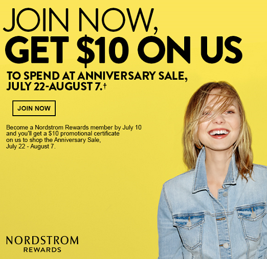nordstrom rewards