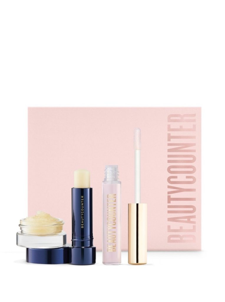Beautycounter Perfect Pout Lip Care Set - Christmas Gift Ideas for her - Her Heartland Soul