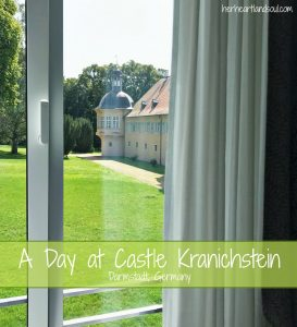 A Day at Castle Kranichstein