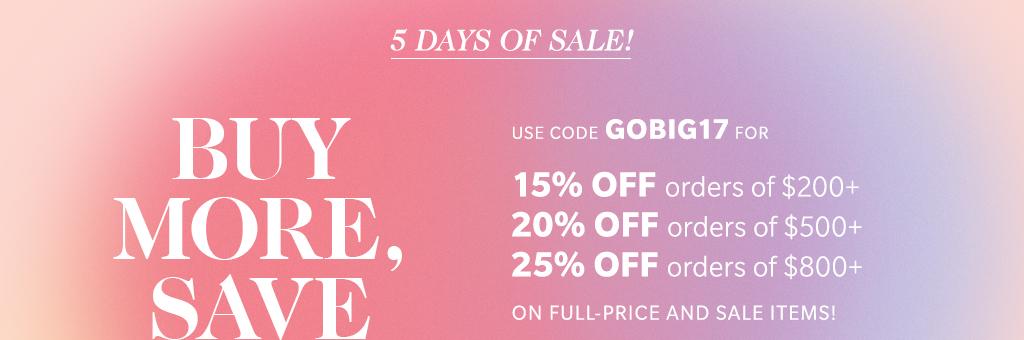 Shopbop Go Big Sale Picks Her Heartland Soul