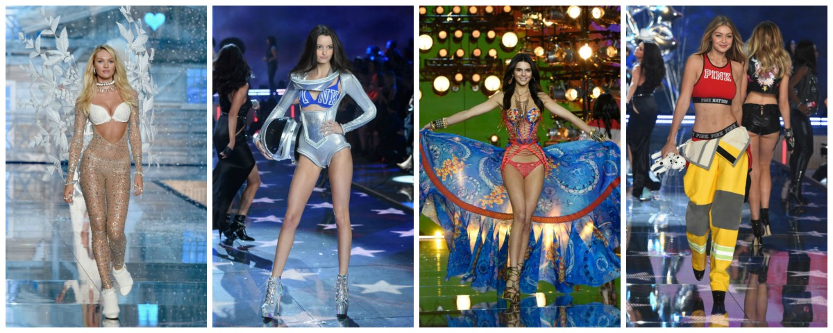 Victoria's Secret Fashion Show 2015 Goes Off With a Bang