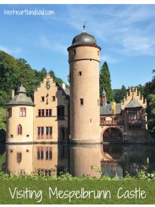 Mespelbrunn Castle Germany Her Heartland Soul