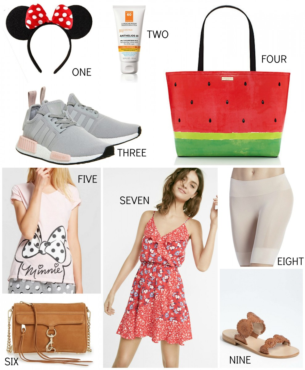 what to pack for disney her heartland soul
