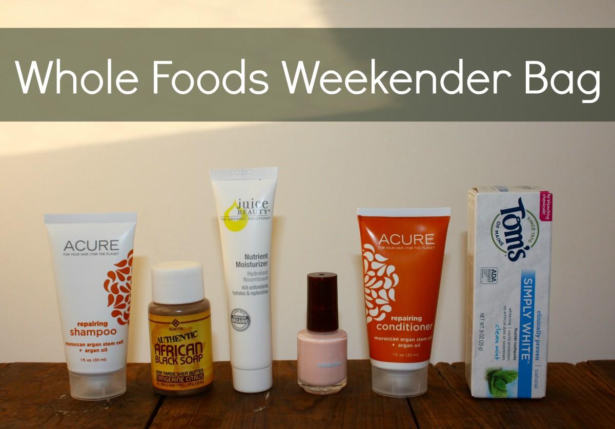 Whole Foods Weekender Bag Her Heartland Soul